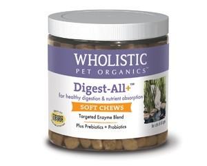 THE WHOLISTIC PET Wholistic Feline Digest-All Plus Soft Chews 150 CT