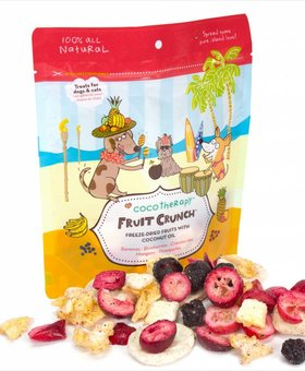 OSCAR NEWMAN/COCO THERAPY Coco Therapy Fruit & Veggie Treats