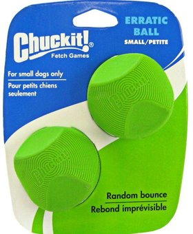 Chuckit! Erratic Ball 2PK