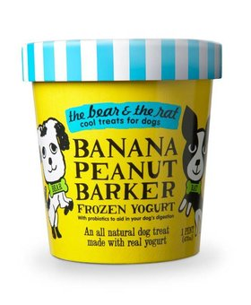 Banana & Peanut Butter Frozen Yogurt 1 PT