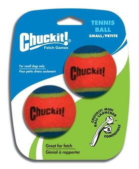 Chuckit! Tennis Ball 2 PK SM