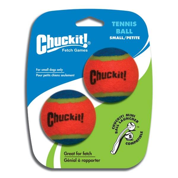 Chuckit! Tennis Ball 2 PK SM