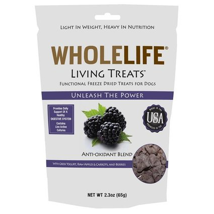 Whole Life Living Treats 2.3 OZ