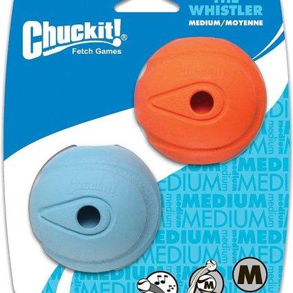 Chuckit! Whistler Ball 2PK