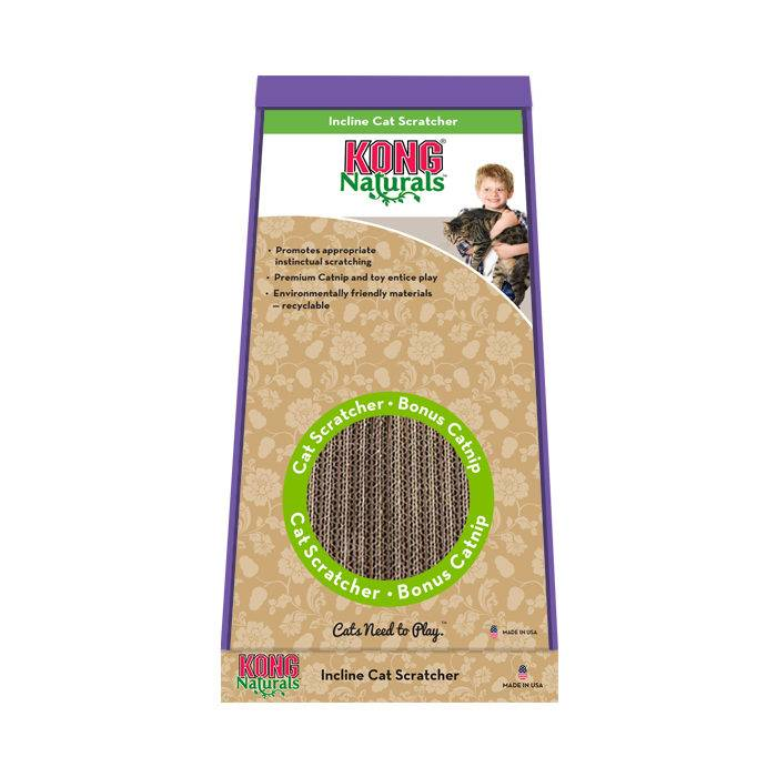 Kong Cat Naturals Incline Scratcher