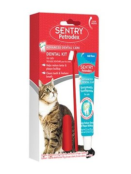 Petrodex Cat Dental Kit