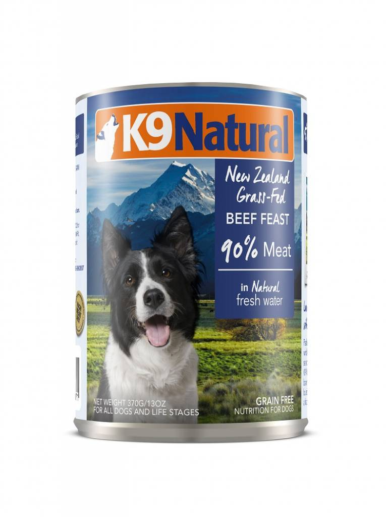 K9 Natural Dog Can 13 OZ