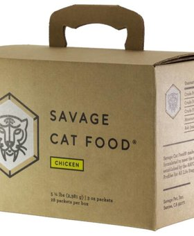 SAVAGE CAT FOOD Savage Cat Food