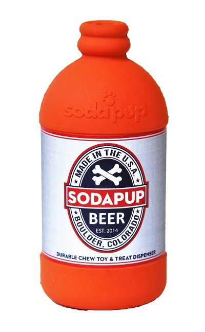 TRUE DOGS, LLC dba SODAPUP SodaPup Stubby Beer