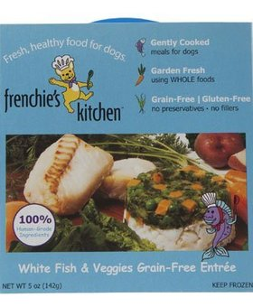 FRENCHIE'S KITCHEN Frenchies Kitchen Whitefish