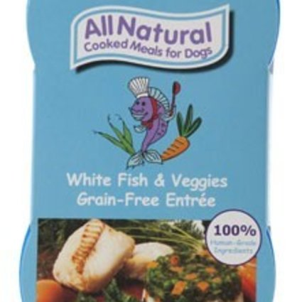 FRENCHIE'S KITCHEN Frenchies Kitchen Whitefish Gently Cooked Dog Food