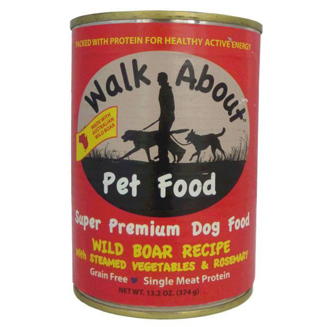 Walk About Dog Cans