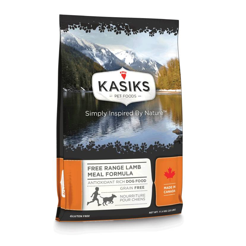 Kasiks Dog Food Lamb