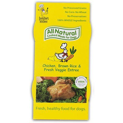Frenchie's Kitchen Beef, Chicken & Turkey Gently Cooked Dog Food