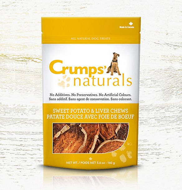 Crumps Naturals Freeze Dried Treats