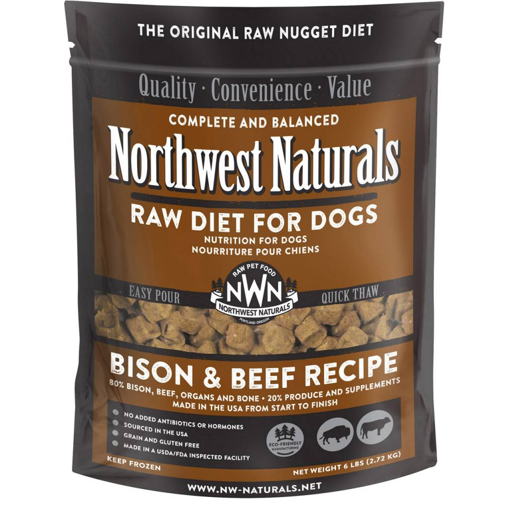 Northwest Naturals Raw Dog Food
