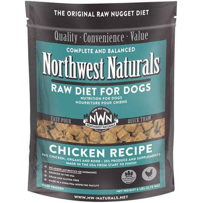 Northwest Naturals Raw Nuggets 6 LB