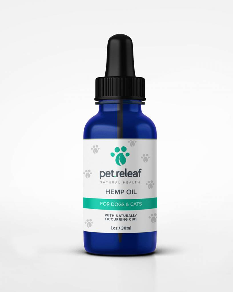 Pet Releaf CBD Hemp Oil