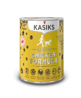 Kasiks Dog Cans 12.2 OZ