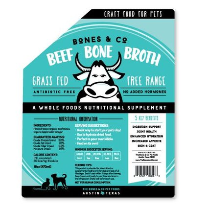 Bones & Co Beef Bone Broth