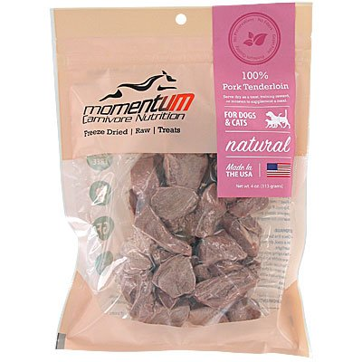 Momentum Carnivore Freeze Dried Treats 4 OZ.