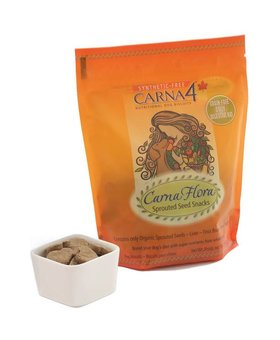 Carna4 Sprouted Seed Snacks 16 OZ