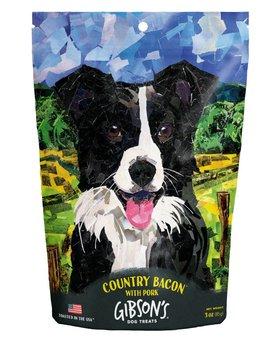 Gibson's Country Bacon with Pork 3 OZ