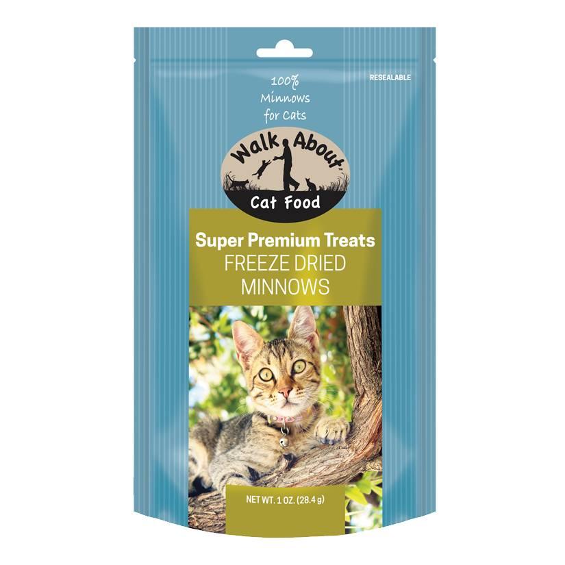 Walk About Freeze Dried Cat Treats