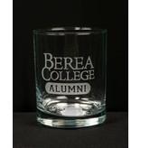 Jardine Etched Alumni Rocks Glass