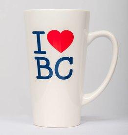 I Heart BC Mug