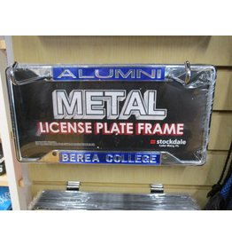 Stockdale License Plate Frame, Alumni