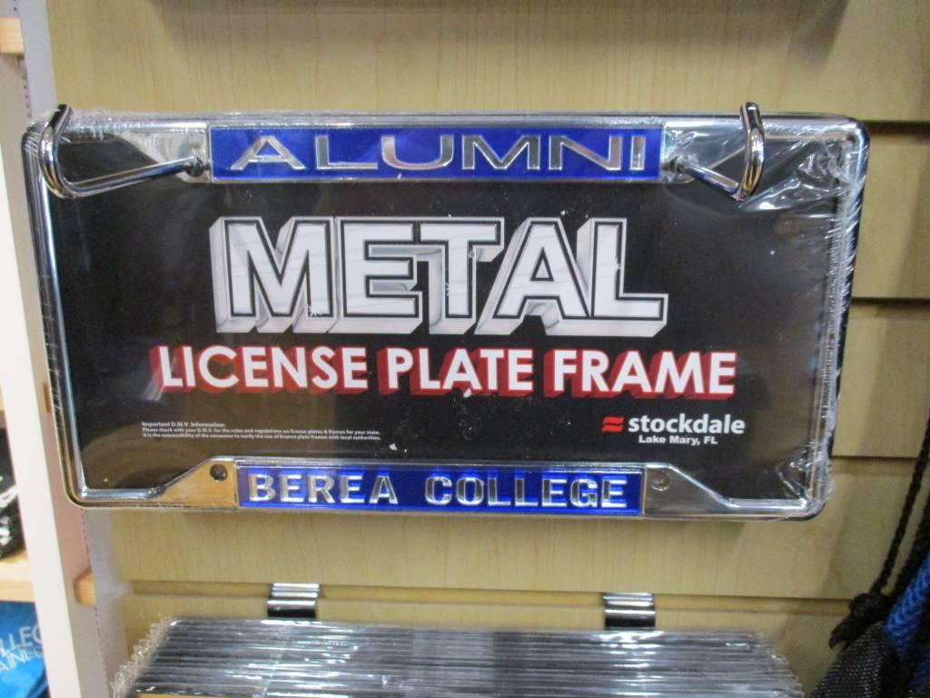 Stockdale License Plate Frame, Alumni