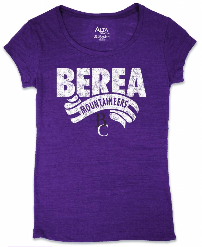 Alta Gracia Women's Scoop Neck T-Shirt