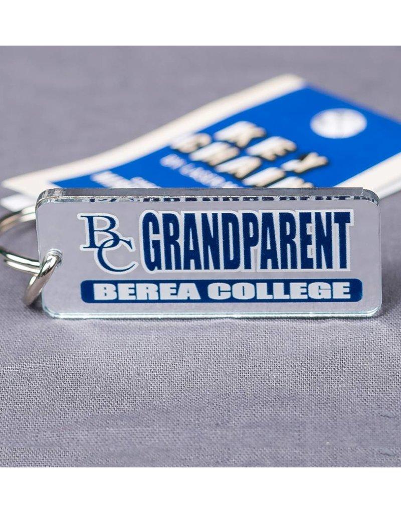 Berea College Grandparent Keychain