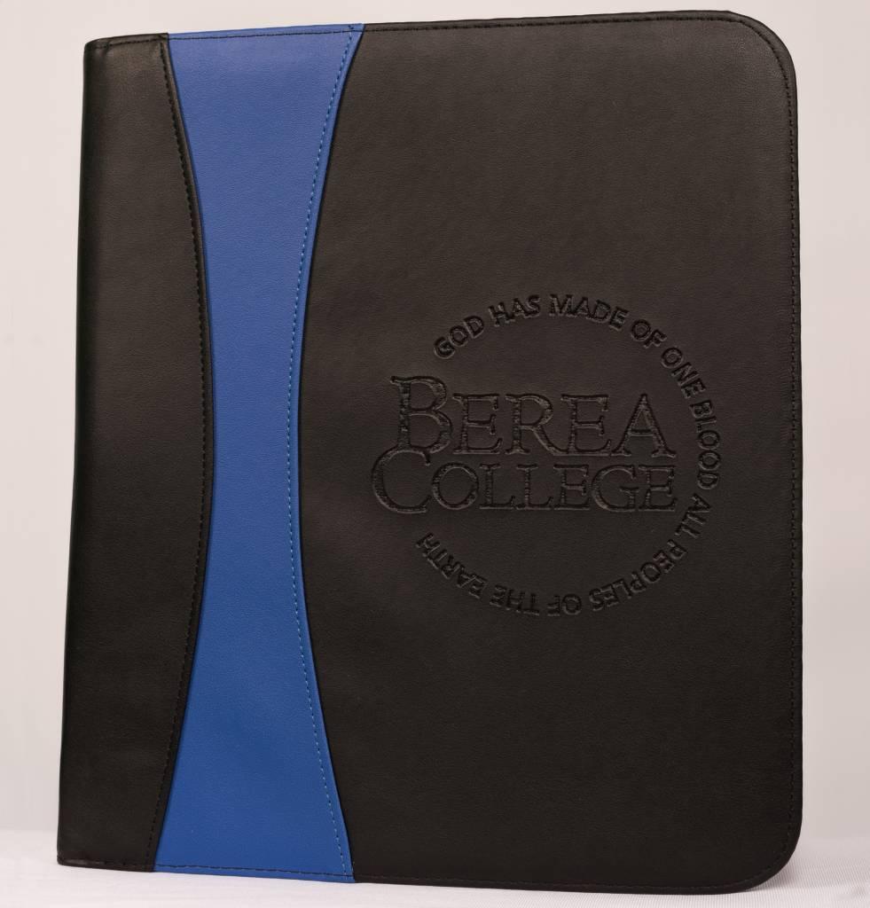 Boundless Network Blue and Black Berea Motto Portfolio
