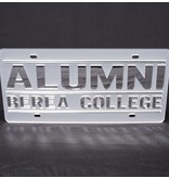Stockdale Alumni Frosted License Plate