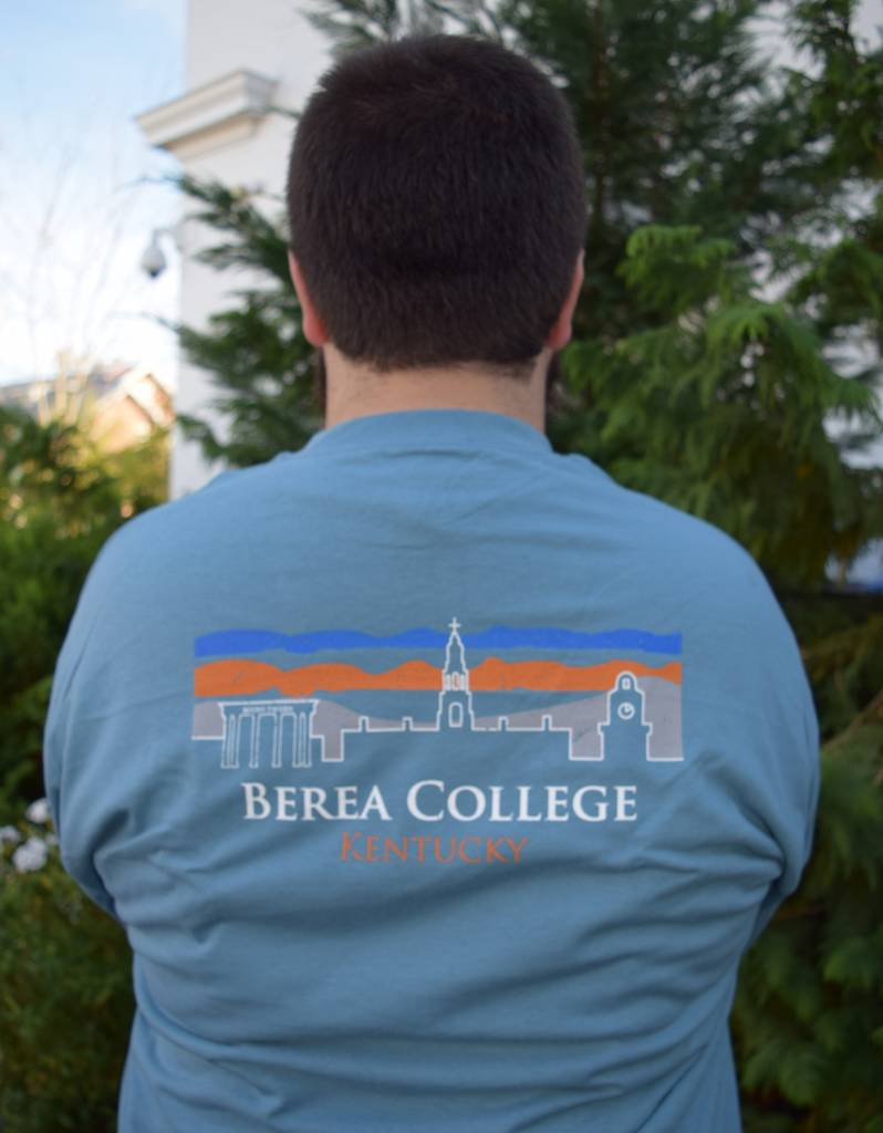 Uscape Apparel Blue Berea Skyline Long Sleeve