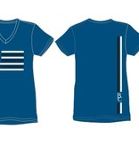 Colosseum BC Blue with Stripes T-Shirt