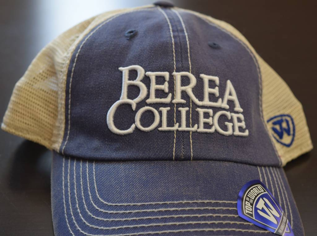 Top of the World Headware Denim and Mesh Berea College Ball Cap