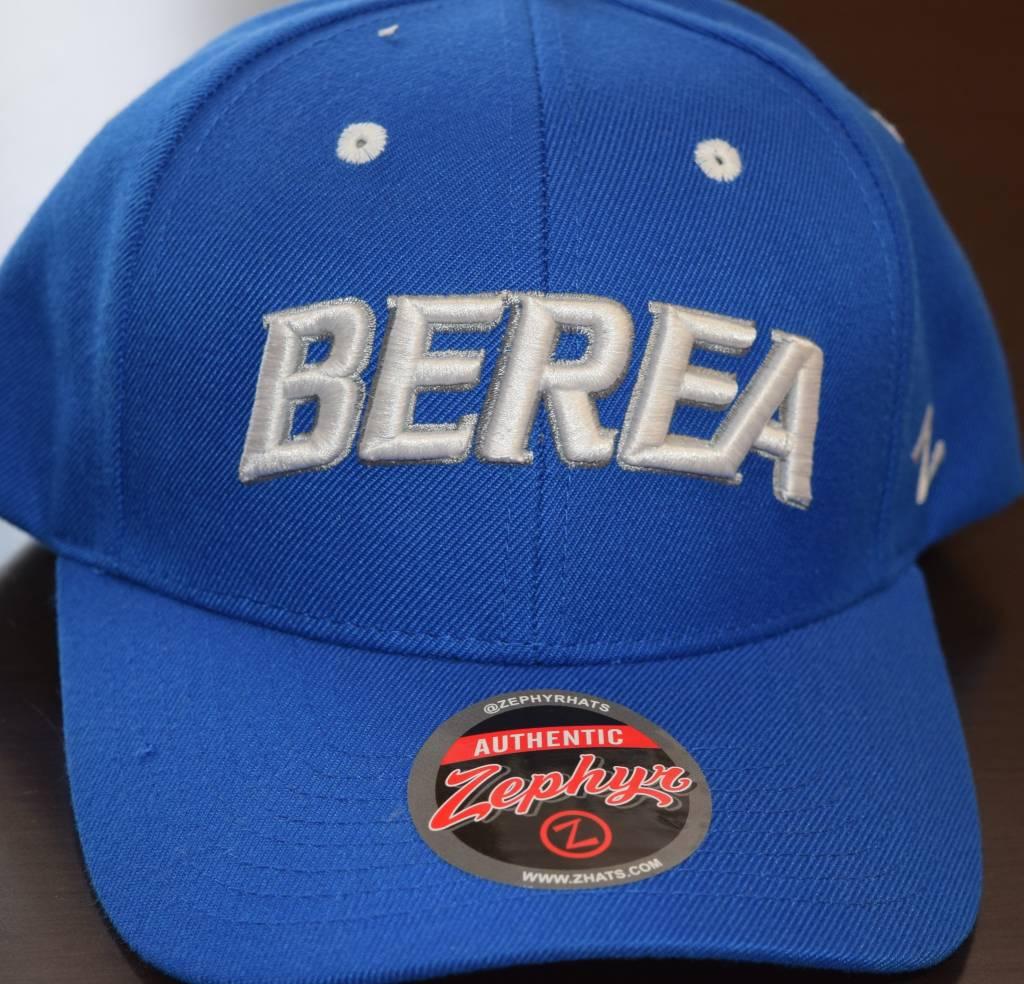 Zephyr Ball Cap, Blue, Berea