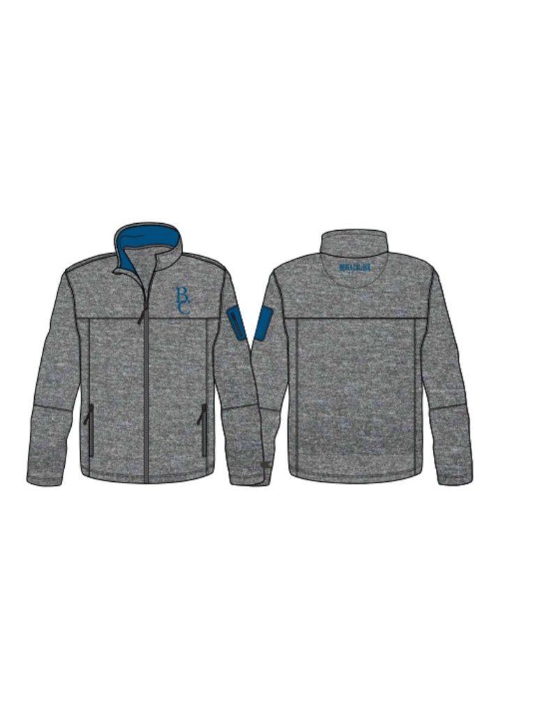 Colosseum Men's Embroidered Athletic Jacket