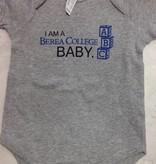 Infant, Gray, Onesie, 24 Month, OBSLT