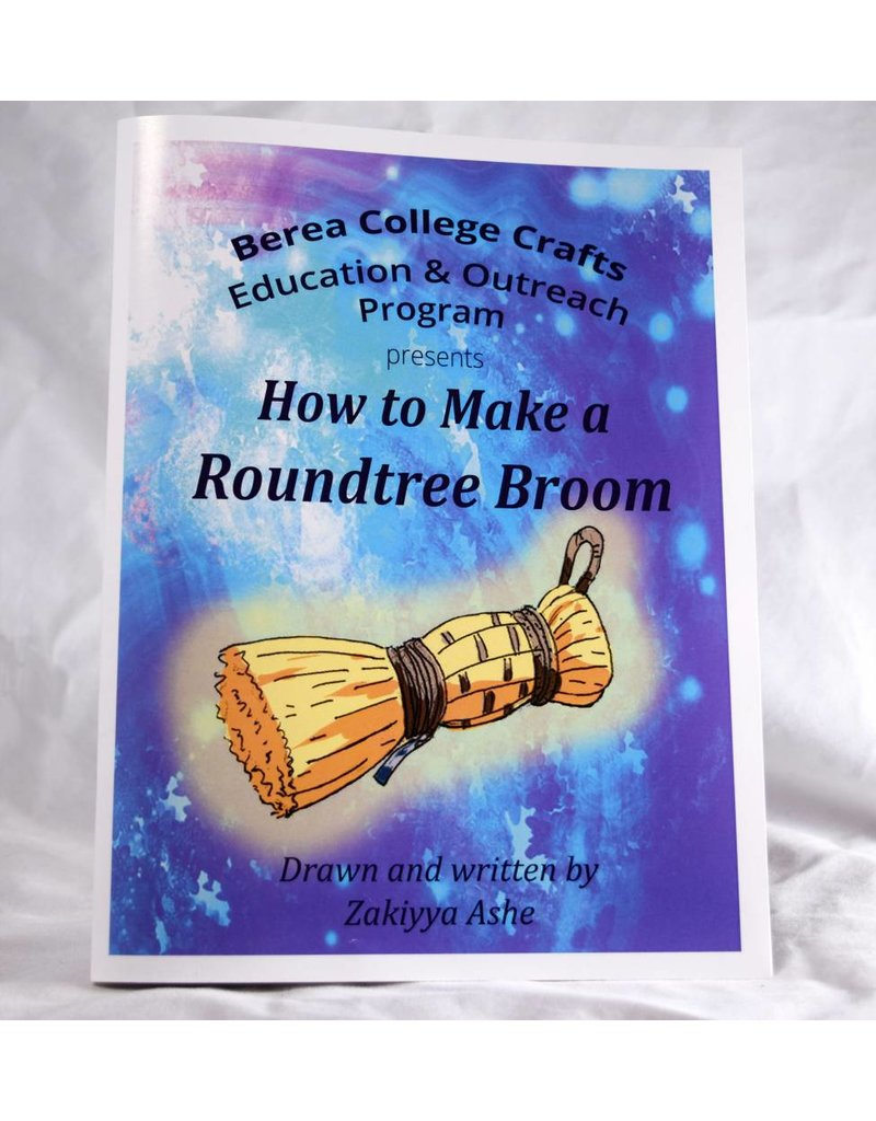 Berea College Printing Services How to Make a Roundtree Broom