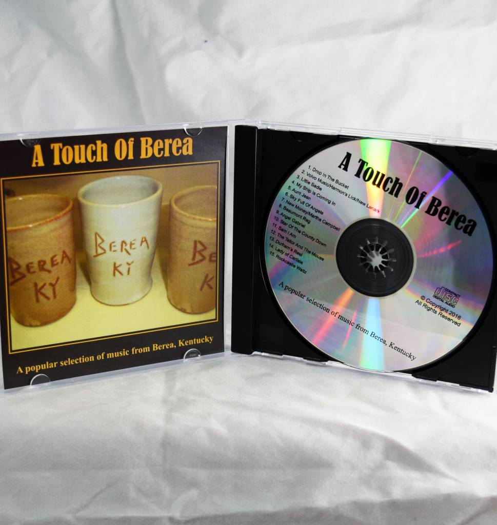 Folk Circle Association A Touch of Berea CD