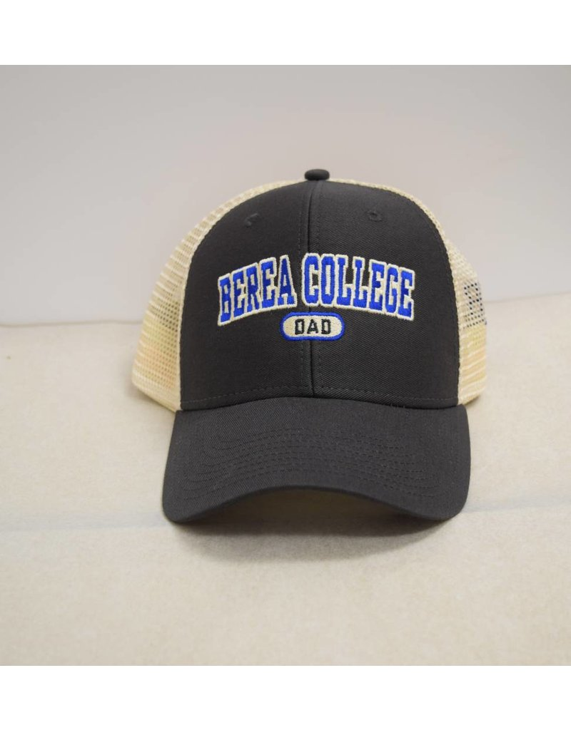 Ouray Sportswear Berea Dad Grey Ball Cap