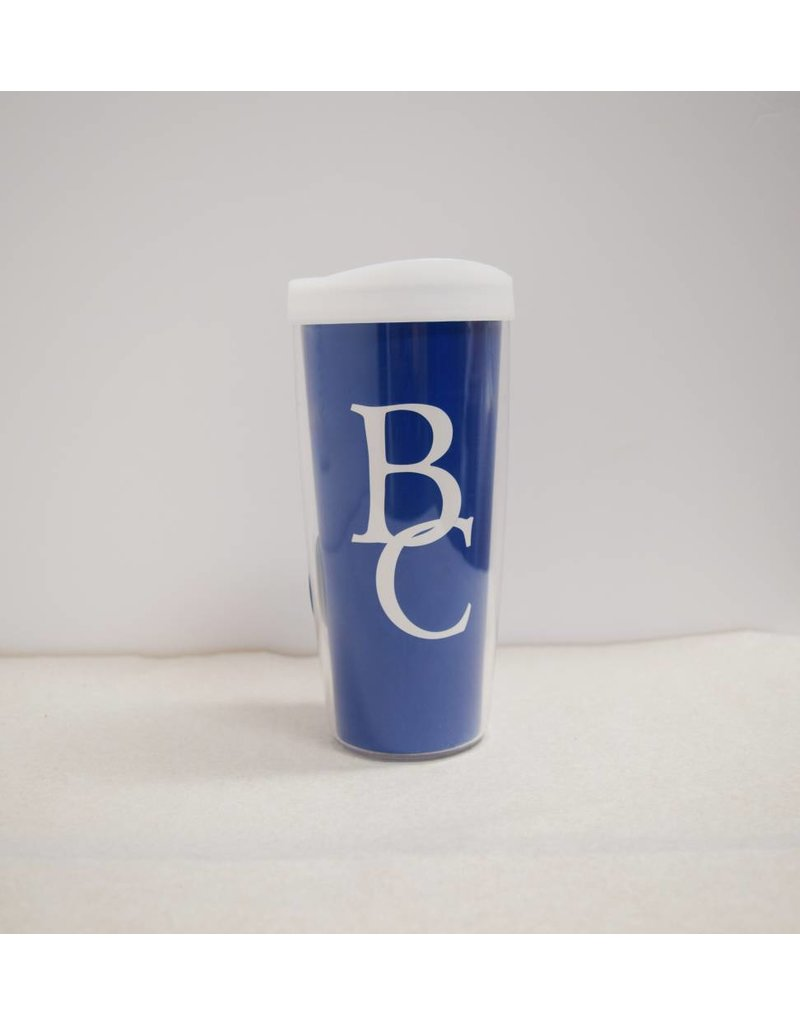 Blue Thermal 16 oz BC Tumbler