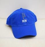 Ball Cap, Blue, BC Mom