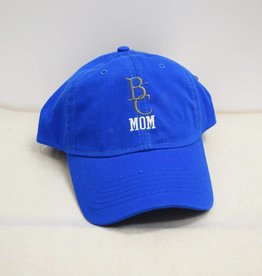 Ball Cap, Blue, BC Mom