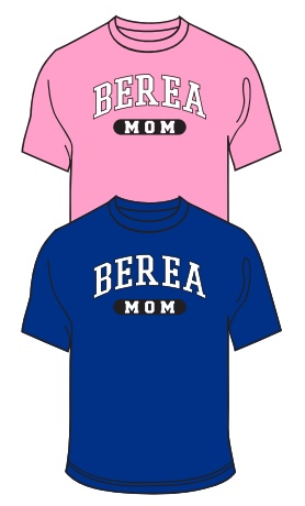 College House Lighthouse Apparel Berea Mom T-Shirt