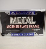 Stockdale Alumni License Plate Frame
